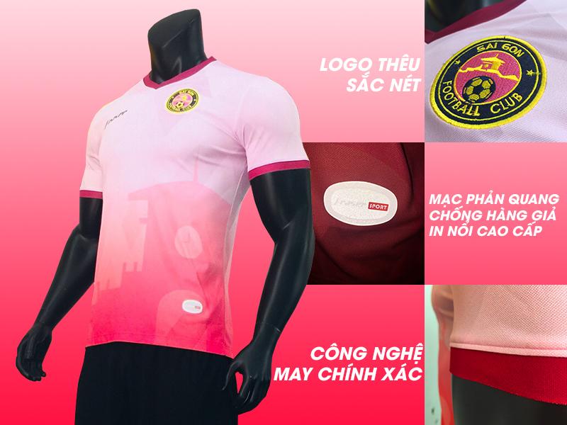 trang phục thi đấu Sài Gòn FC
