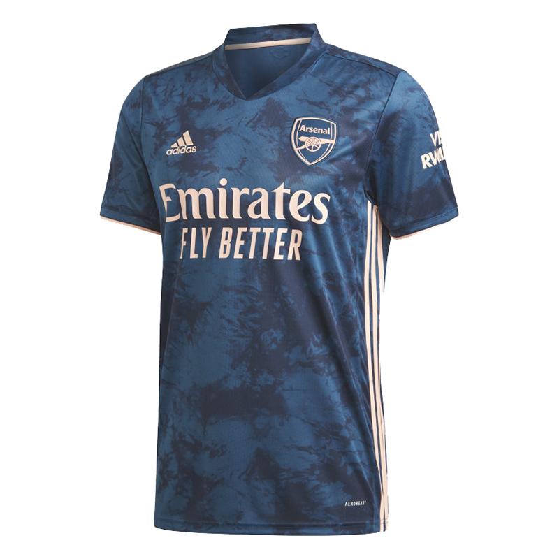 Vị trí thứ 7 của các mẫu áo bóng đá đẹp nhất thuộc về Arsenal