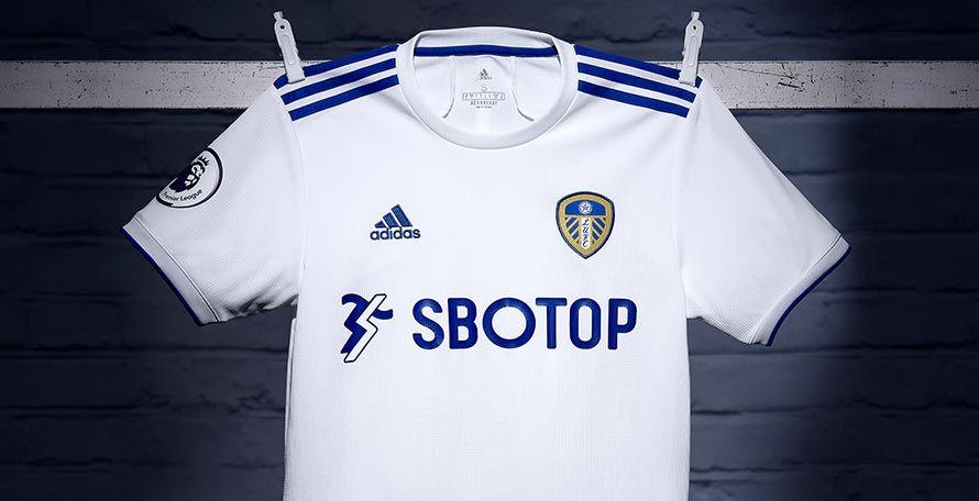 Vị trí 15 trong danh sách áo bóng đá đẹp nhất, Leeds United